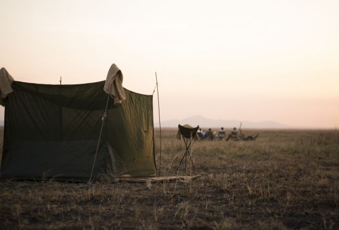 Nomad Fly Camping