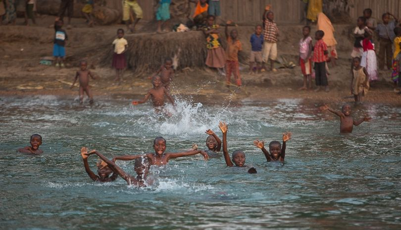 Lake Tanganyika is a vital recourse to the people living along its banks.