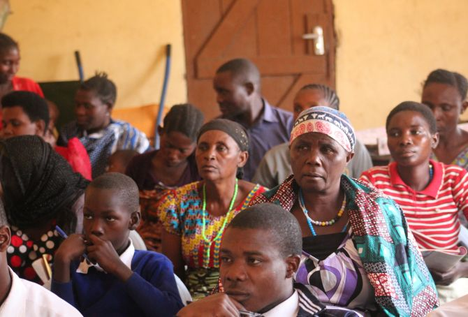 Katavi Kuku Project Takes Flight