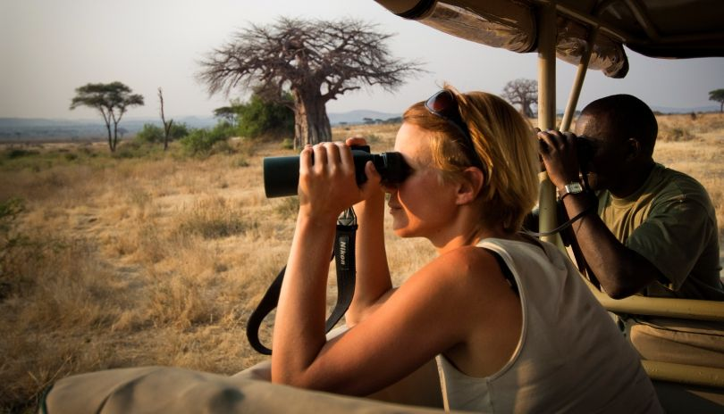 Game drives in Ruaha National Park from Kigelia Ruaha.