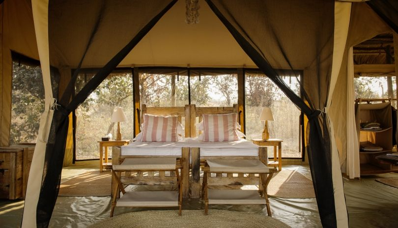 Everything you could possibly need, nothing that you dont at Kigelia Ruaha.