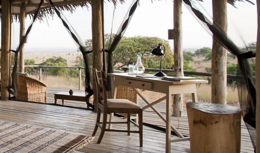 Every design detail at Lamai Serengeti has been carefully planned to make the most of the location.