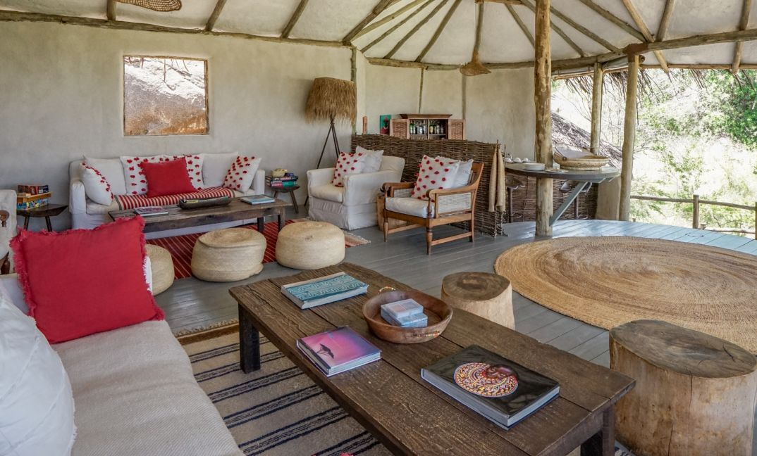 Everything in our camps is locally sourced and hand made in East Africa. We think it gives our camps that extra bit of rugged flare that's uniquely Nomad.