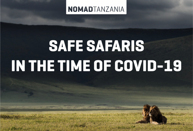 Safe Safaris in the time of Covid-19